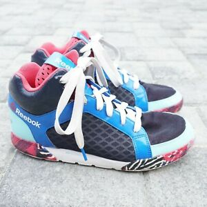 col china El extraño Escoba  Las mejores ofertas en Reebok Charol negro Zapatos Deportivos para Hombres  | eBay