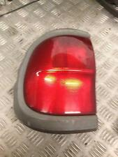 2004 R20 NISSAN TERRANO 2.7 TDI 4X4 PASSENGER SIDE LEFT REAR LIGHT LAMP CLUSTER