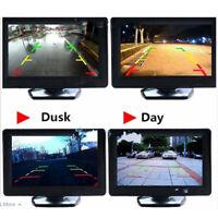"4.3"" Car Monitor Screen TFT LCD PAL/NTSC For Rear View Reverse Camera New"