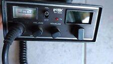 Radio CB Veicolare INTEK M340S con Roger Beep 8 Toni 9WattAM Modificato 34+34 CH