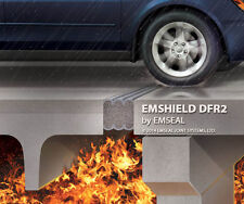 """REDUCED!! Emseal DFR2 1"""" x 6.56 LF - 2 Hour Fire Rated Traffic Expansion Joint"""