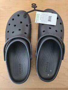 Crocs Coast Clog Graphite Men's 13