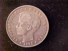 PUERTO RICO 20 CENTAVOS 1895