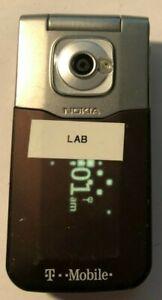 PROTOTYPE Nokia 7510 Supernova Brown (T-Mobile) Fast Ship Good Used Functional 5