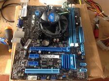 Carte mère Asus P8H61-M LX2 REV 3.0 SOCKET LGA 1155 MICRO ATX, 16GB DDR3, H61