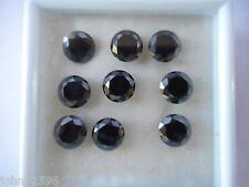 8mm nero con zirconi tonda £ 1.05p ciascuno.