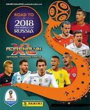 World Cup Football Trading Cards Original 2017-2018 Season