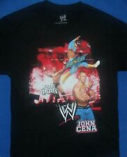 WWE Sin Cara John Cena Short Sleeve T-Shirt Childs Size 18-20 XXL New Orton