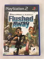 PS2 Flushed Away (2006), UK Pal, Brand New & Factory Sealed, Small Tears