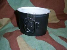 Bicchiere alluminio borraccia,feldflasche M31,Wehrmacht canteen cup