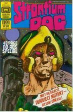 Quality Special # 1 (Strontium Dog,52 paged) (Quality Comics USA, 1987)
