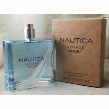Nautica Voyage Sport by Nautica EDT Spray 3.4 oz Tester IN BOX
