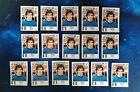 16x PANINI World Cup Story 1990 - Espana 82 - Paolo Rossi - Italia - RAR - 141