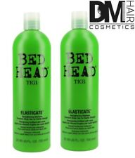 TIGI BED HEAD ELASTICATE STRENGHTHENING SHAMPOO 750ml + BALSAMO 750ml KIT DUO