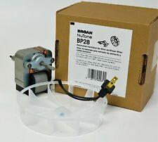 Bp28 Broan Nautilus Vent Fan Motor For 70 Cfm Models 655 657 658 679 671 671a