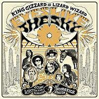 """King Gizzard And The Lizard Wizard - Eyes Like The Sky - Reis (NEW 12"""" VINYL LP)"""