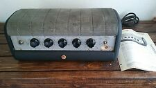 Vintage RCA MI-12296 Tube Amplifier Guitar Bass VTG 6V6 25 Watt