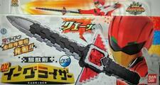 Power Ranger Animal Doubutsu Sentai Zyuohger Wildlife Sword DX Eagle Riser New!!