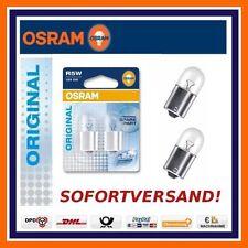 2X OSRAM Original Line R5W RÜCKLICHT HECKLICHT VW Bora Golf 2 3 Volvo UVM