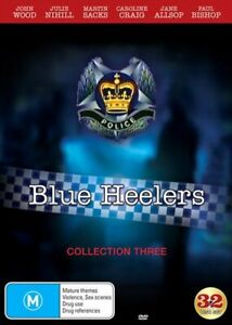 Blue Heelers - Collection 3 DVD