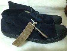 Diesel Drawalka Mens Chukla Casual Fashion Bleu Nights Suede Shoes Size12