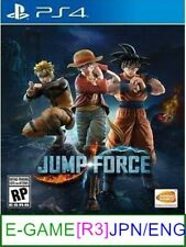 PS4 Jump Force (JPN/ENG) [R3] ★Brand New & Sealed★