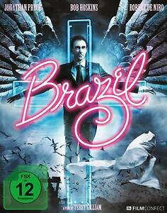 Brazil [Steelbook - Blu-ray/NEU/OVP] von Terry Gilliam mit Jonathan Pryce, Rober