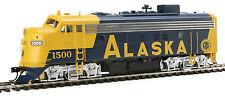 Spur H0 - Diesellokset F7AB Alaska Railroad -- 47710 NEU