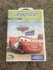 Leapster Leap Frog Disney Pixar Up Cars Reading Game Cartridge K-1 5-7 Tested