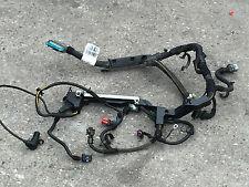 Opel Astra G 1.6L Benzin Kabelbaum Kabel  Motorkabelbaum  09174429