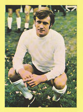 FOOTBALL  -  GERMAN POSTCARD - MEXICO  70  -  CARD  NO. 40  -  TOMMY  WRIGHT