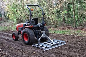 B-FLL5 - Fleming LL5 Land & Menage Leveller (5ft) - For Compact Tractors