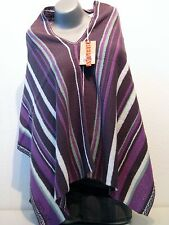 Replay Ladies Knit Poncho Size S (36/38) NEW dk2196
