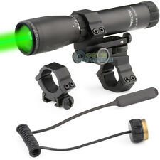 Green Laser Genetics ND3 x30 Long Distance Green Laser Designator with mount