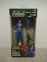 Mega Merge Fallout Series 2 - Female Vault Dweller # 11 New GameStop Exclusive