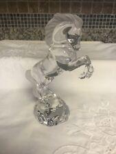 Lenox Crystal Animal Figurine Free Spirit Horse 5438540