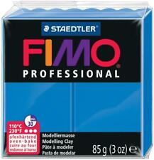 FIMO PROFESSIONAL Modelliermasse, ofenhärtend, echtblau,85 g