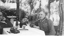 WWII German RP- Army- Soldier- Officer- Beer Bottle- Alcohol- Drinking- Ribbon