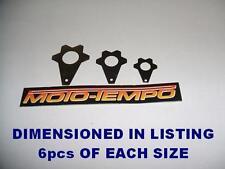 Locking Tying Wire Safety Wire Washer Kit M6 M8 M10 (18pcs) Motorcycle Racing