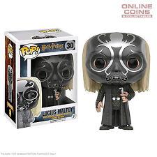 HARRY POTTER - Lucius as Death Eater US Exclusive Pop! Vinyl Figure - FUNKO