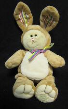 Starbucks 2008 Plush Brown Bunny Rabbit Bearista Bear 75th Edition