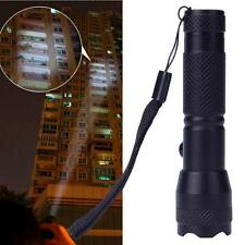 1000LM CREE XPE-R3 LED Lamp Clip Mini waterproof Penlight Flashlight Torch AA