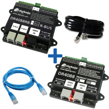 Digikeijs® DR4088RB-CS Starter-Set+DR4088CS & Kabel Z21® 32RBUS® S88(N) HO TT N