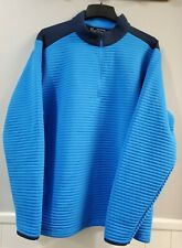 Under Armour Loose Cold Gear Pullover Jacket Xxl Blue
