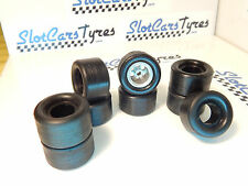 8 urethane tires for 1/24 RIGGEN - AUS