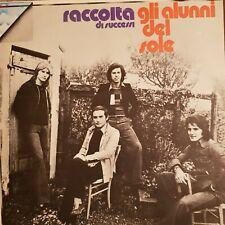 Gli alunni del sole - Raccolta di successi - 1975 Italy LP