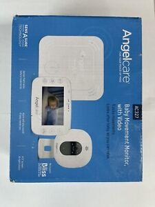 Angelcare AC7527 3-in-1 Sensasure Baby Movement Monitor