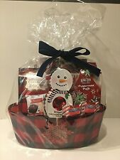 Houdini Holiday Gourmet Gift Basket Christmas Cookies Ghirardelli Chocolate 🎁