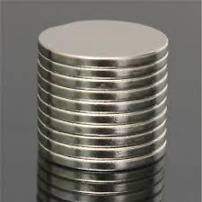 Super Strength 20mm by 2mm Neodymium Rare Earth Disc Magnets - Excellent Value!