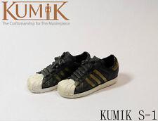 Kumik 1/6 Scale Cy Girl, Zc, Ht,Ttl, Hot Toys, Sport Sport Round Flat Shoes S-1
